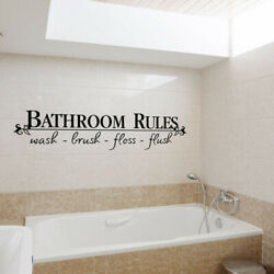 Wall Stickers Removable Art Vinyl Quote Decal Mural Home Room DIY Decor Windows $5.77