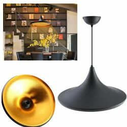 Retro Industrial Hanging Light Fixture Chandelier Pendant Ceiling Lamp Shade CH $16.39