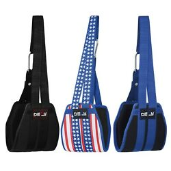 DEFY Ab Straps for Abdominal Pullup Bar Muscle Building Hanging for Men amp; Womens $11.99