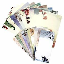Stationary Paper and Envelopes Set60PCS Stationary Set 40 stationery Papers 2 $13.80
