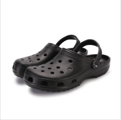woman#x27;s Classic Croc Slip On Shoes Sandals Fast Shipping Multiple Colors $21.99