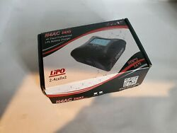 HTRC H4AC DUO Mini RC Charger Dual Port 20w 2A For Battery Charging Charger $30.00