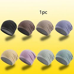 Unisex Sport Artificial Wool Outdoor Cycling Knitted Winter Thermal Beanie Ski $6.50