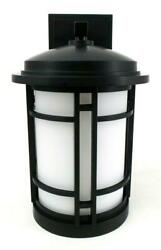 Smart Color Changing LED Altair Outdoor Wall Lantern AL 2169 New $64.98