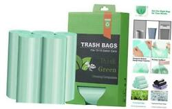 Compostable Trash Garbage bags13 15 Gallon Tall Kitchen 13 Gallon 60 Count $33.40