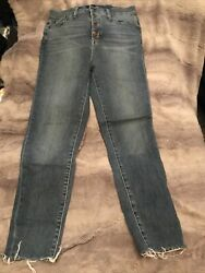 J Crew Womens High Rise Skinny Jeans Size 29 $30.00