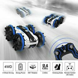 Amphibious Remote Control Car for Boys 8 12 Rabing RC Cars 2.4GHz High Speed RC $34.99