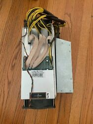 Antminer S9 13.5 TH s w 1600 1680 Watt PSU Great Condition USA Seller $730.00