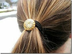 Using old jewelry for hair ties hair accessories $0.99