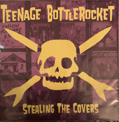 Lot Of 5 Vinyl Records Teenage Bottlerocket Cancer Bats Frank Turner Sealed Punk