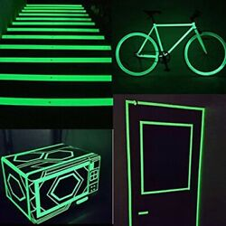 Luminous Wall Sticker Glow in the Dark Home Decoration Strip DIY Living Room Bed $7.99