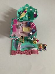 Polly Pocket Vintage Tree House Complete Bluebird Toys 1994 $65.00