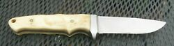 3 1 4quot; Blade Vintage TREE BRAND Forged Blade Hilt Sheath Knife made in Germany $74.76