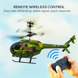 RC Helicopter Phantom Metal Mini Remote Control Helicopter $25.99