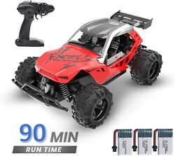 DEERC 9604E RC Car Monster Trucks 2.4GHZ Speed Off Road Remote Racing 1:22 Scale $29.99