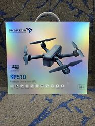 SNAPTAIN SP510 Foldable Drone with GPS 2.7K HD Camera $110.00