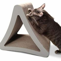 PetFusion 3 Sided Vertical Cat Scratching Post Avail in 2 Sizes . Multiple Scr $51.93