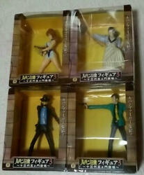 Anime Novelty For Figure Lupin Family Piece Set Prize $123.82