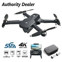 Holy Stone HS175D RC GPS Drone with 4K Camera Brushless Quadcopter 40 Mins Fly $199.49
