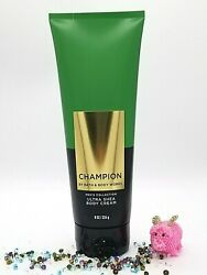 Bath and Body Works CHAMPION FOR MEN Ultra Shea Body Cream 226g * NEW * $13.95