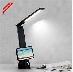 Led Desk Lamp Rechargeable Table Lamps Koopala Cordless Desk Lamps With Usb Ch $30.85