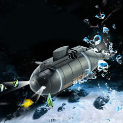 Remote Control Mini Submarine Under Water RC Boat Kids Electric Model Toy Gift $23.39