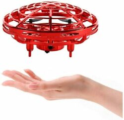 Hand Operated Mini Drone Flying Induction Infrared Smart Helicopter Kids UFO US $15.50