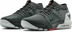 2021 New Hot Under Armour Project The Rock 2 Training Shoes Grey hovr UA popular $36.79