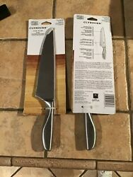 Chicago Cutlery Clybourn 7.5quot; CHEF KNIFE Kitchen Full Tang Stainless Steel *NEW* $18.00