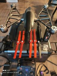Yuneec Q500 4K Typhoon Quadcopter and Case parts $499.00