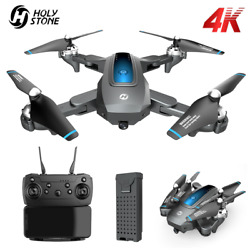 Holy Stone HS240 FPV RC Drones with 4K Full HD Camera Selfie Foldable Quadcopter $51.99