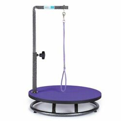 master equipment small pet grooming table purple tables dog supplies $45.85