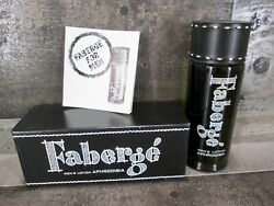 Faberge Aphrodisia Mens Lotion After Shave Shower 6 oz USA New in Box Vintage $124.99