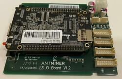 Antminer L3 Control Board LTC COIN Ethereum USED Without Cable $150.00