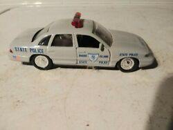 Road Champs 1994 Rhode Island State Police Patrol Ford Crown Victoria—1 43–loose $9.97