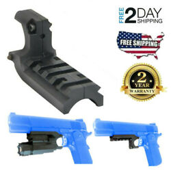 Tactical Picatinny Rail Mount Adapter for M1911 Flashlight Mount USA $9.49