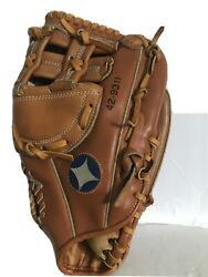 Spalding Baseball Glove 42.9311 Left Hand RT Hand Throw Tanned Leather Size 11 $15.00