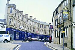 35mm Slide The Commercial Inn amp; The Red Pig Pub Keighley West Yorks 1990s