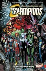 Champions Vol. 3: Champion for a Day Waid Mark VeryGood $7.03