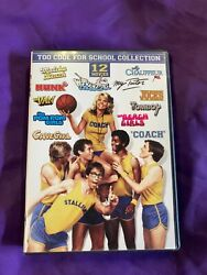 Too Cool for School Collection DVD $10.00