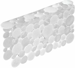 Plastic Kitchen Sink Saddle Divided Sink Protector Mat Place Over Middle $17.75