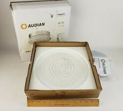 Audian Flush Mount Ceiling LED Lamp Crystal Glass Light Modern Round 11quot; x 3quot; $39.95