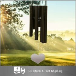 Memorial Wind Chimes Outdoor Large Deep Tone for Garden Yard Home Patio Porch $16.62