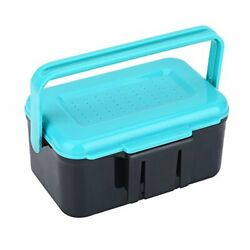 Fishing Live Bait Box Worm Storage Container $12.70