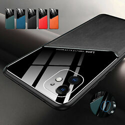 Magnetic Shockproof Leather Case For iPhone Mini 12 11 Pro Max XR X XS 7 8 Plus $6.86