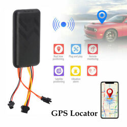 Car GPS Tracker GSM Real Time Tracking Device Locator For Vehicle $28.49