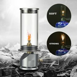 Portable Outdoor Camping Picnic Butane Gas Lantern Candle Tent Lamp Lights US $22.69