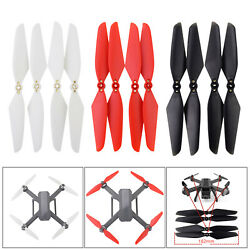 4 PCS RC Foldable Propeller Props for D15 MJX B20 Bugs 20 RC Drone Accessory $11.40