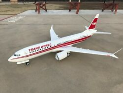 Freewing AL37 Airliner Twin 70mm EDF RC Airplane Local Pickup Only No Shipping $299.99