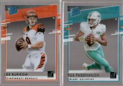 2020 Panini Chronicles Donruss Clearly Rated Rookie RC You Pick From A List $1.49